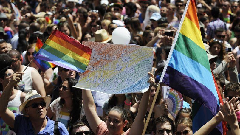ISRAEL-HOMOSEXUALITY-GAY-PRIDE