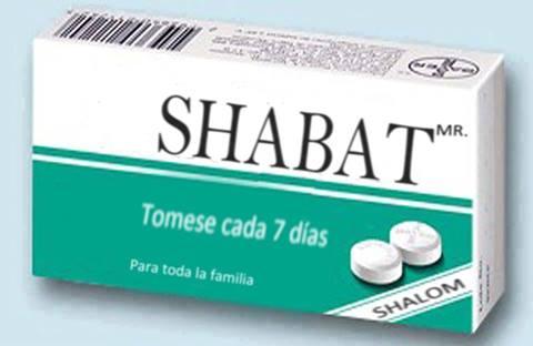 shabbat un médicament